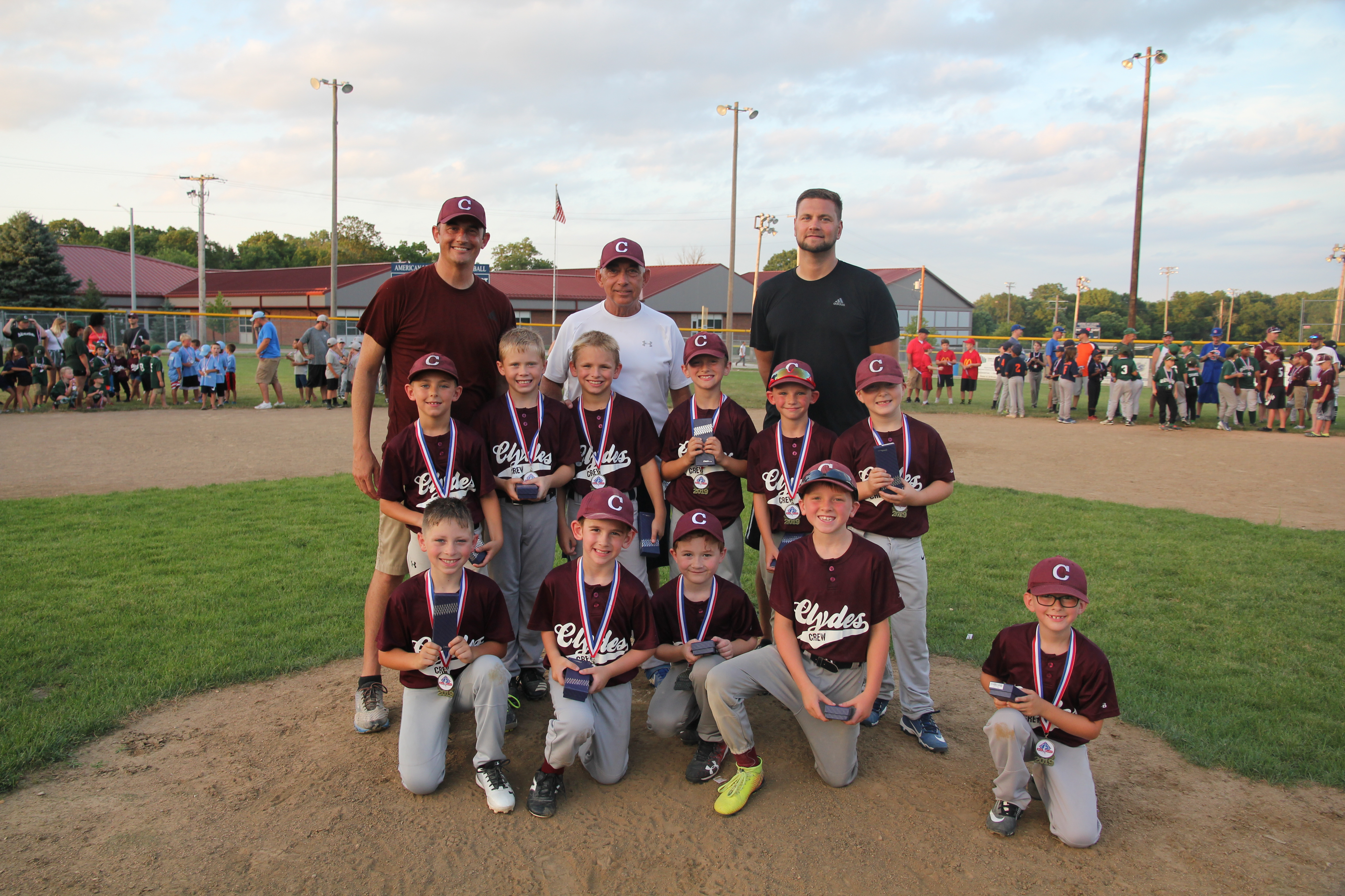 American Legion Youth Baseball – Danville, IL – Providing